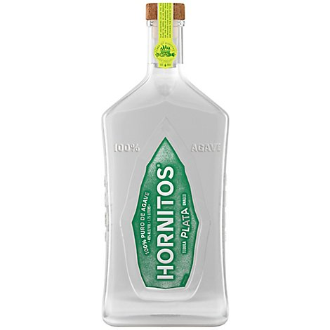 Sauza Tequila Hornitos Plata Tequila 80 Proof - 175 Ml