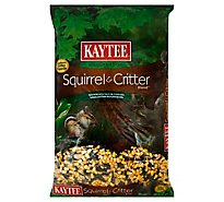 Kaytee Pet Food Wildlife Squirrel & Critter Blend Bag - 10 Lb