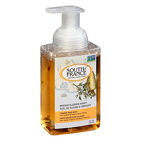 South Of France Hand Soap Orng Blsm Hny - 8 Fl. Oz.