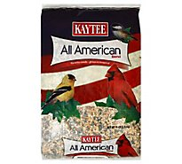 Kaytee Pet Food Wild Bird All American Blend Bag - 18 Lb