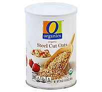 O Organics Organic Oats Steel Cut - 24 Oz