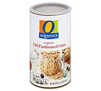 O Organics Organic Oats Old Fashioned - 18 Oz