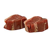 Meat Counter Lamb Loin Chop Service Case - 1 LB
