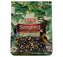 Kaytee Pet Food Wild Bird Songbird Bag - 5 Lb