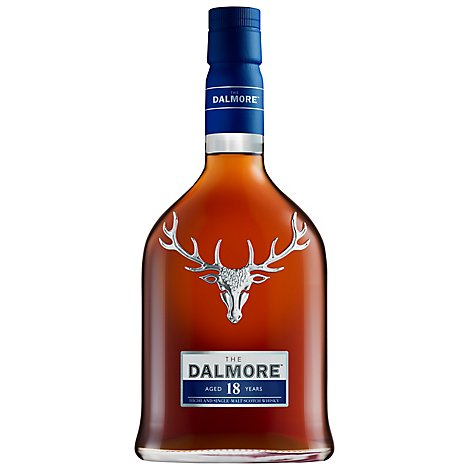 Dalmore 18 Yr Scotch 750 - 750 Ml