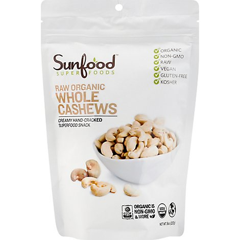 Cashews - 8 Oz