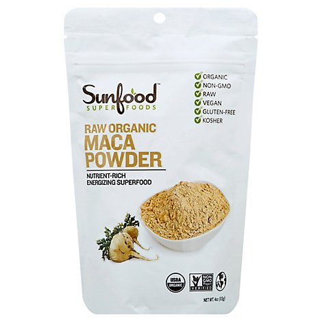 Maca Powder - 4 Oz
