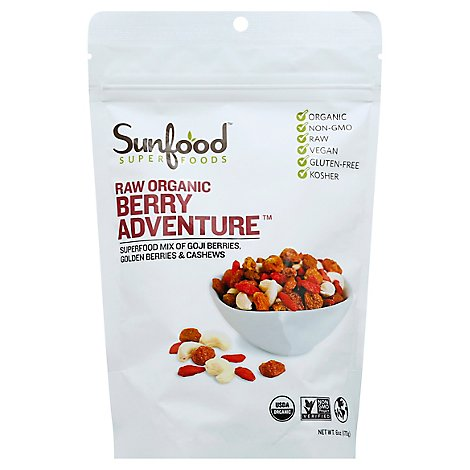 Berry Adventure Trail Mix - 6 Oz