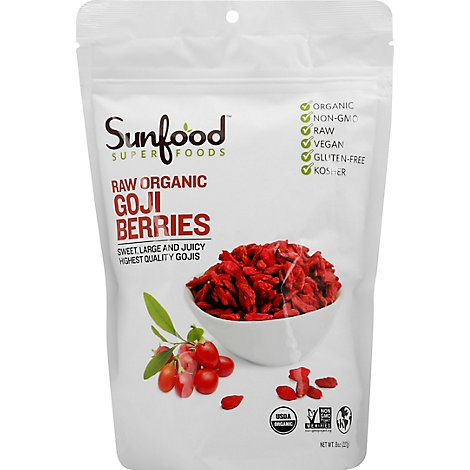 Goji Berries - 8 Oz