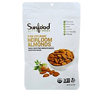 Almonds Shelled - 8 Oz