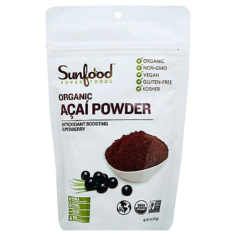 Acai Powder - 4 Oz