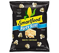 Smartfood Popcorn White Cheddar Cheese Party Size - 10.5 Oz
