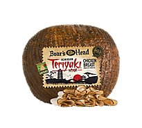 Boars Head Bold Chicken Breast Ichiban Teriyaki Oven Roasted - 0.50 LB