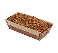 Bakery Cake Loaf Banana Nut - Each