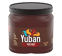 Yuban Coffee Premium Ground Dark Roast - 25.3 Oz