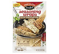 Stouffers Seasoning Wraps Italian Countryside Herb - 0.75 Oz