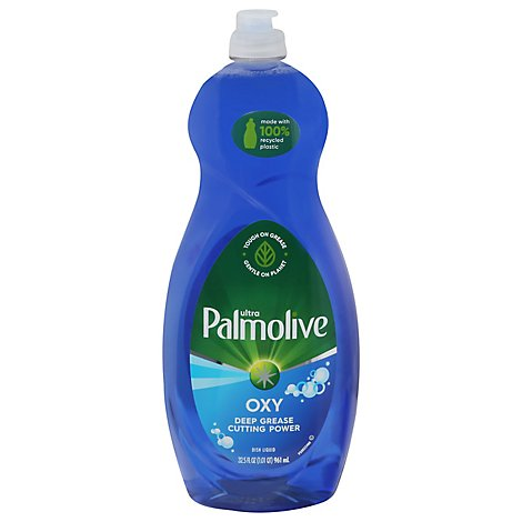 Palmolive Ultra Dish Liquid Oxy Power Degreaser - 32.5 Fl. Oz.