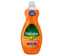 Palmolive Ultra Dish Liquid Antibacterial Orange - 32.5 Fl. Oz.