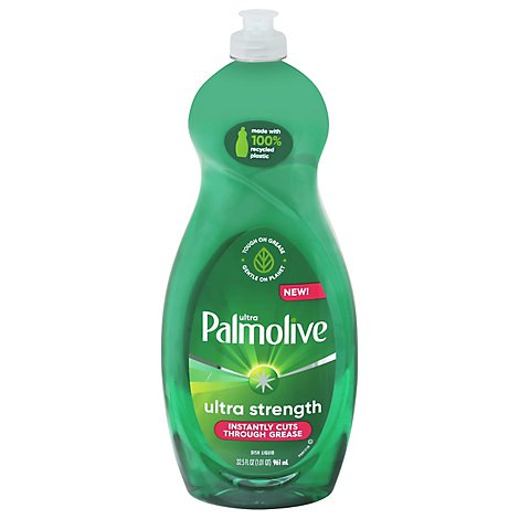 Palmolive Ultra Dish Liquid Ultra Strength - 32.5 Fl. Oz.
