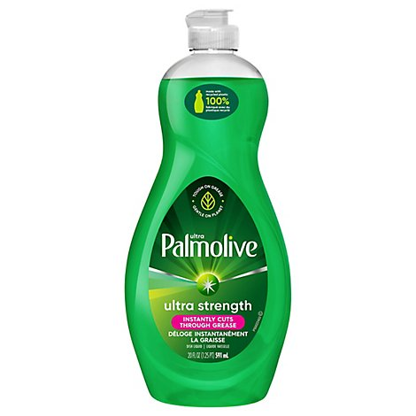 Palmolive Ultra Dish Liquid Ultra Strength - 20 Fl. Oz.