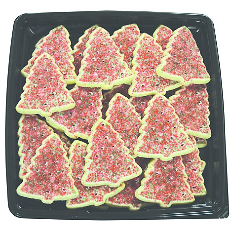 Bakery Cookies Christmas Tree 30 Count - Each