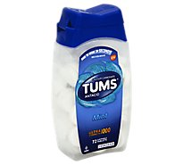 Tums Antacid Tablets Chewable Ultra Strength 1000 Mint - 72 Count