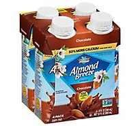 Blue Diamond Chocolate Almond Milk - 4-8 Fl. Oz.