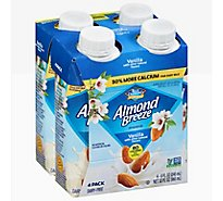 Blue Diamond Vanilla Almond Milk - 4-8 Fl. Oz.