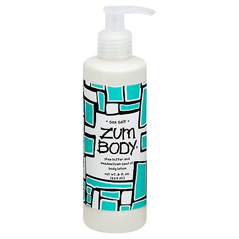Sea Salt Body Lotion   8oz - 8 Oz