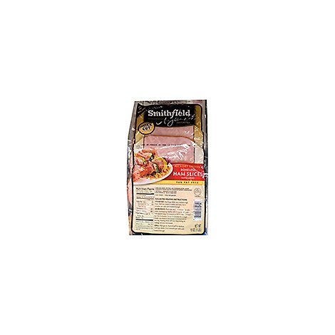 Smfd Thick Bnl Ham Slices Fp - 16 Oz