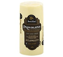 Boars Head Cheese Provolone Low Sodium Fresh Slice - 0.50 LB