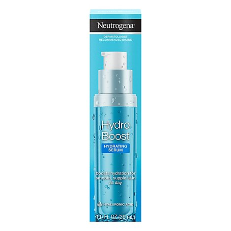 Neutrogena Hydro Boost Hydrating Serum - 1.0 Fl. Oz.