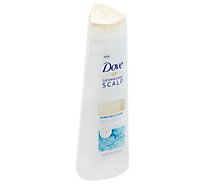 Dove Dermacare Scalp Shampoo & Conditioner 2 in 1 Anti Dandruff Clean & Fresh - 12 Fl. Oz.