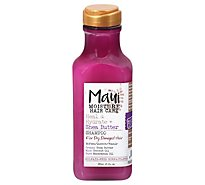 Maui Moisture Shampoo Heal & Hydrate Shea Butter For Dry Damaged Hair - 13 Fl. Oz.