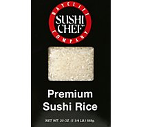 Sushi Chef Rice Short Grain - 20 Oz