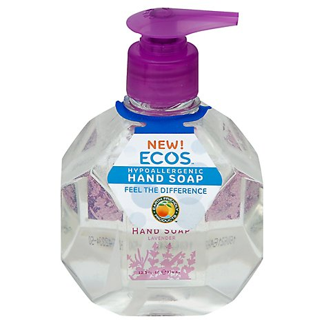 Earth Friendly Handsoap Lavendar - 12.5 Oz