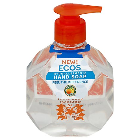 Earth Friendly Handsoap Orange Blossom - 12.5 Oz