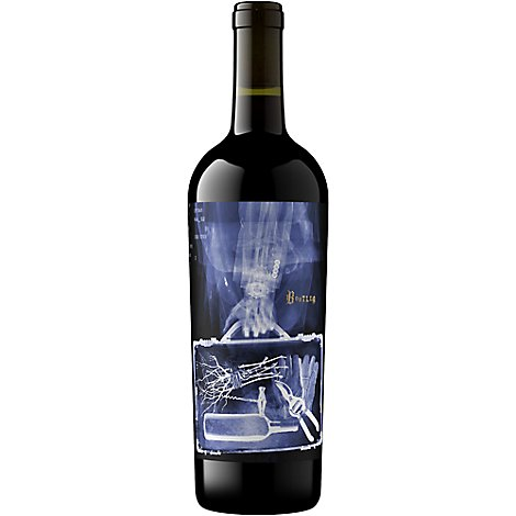 Bootleg Wine Red Blend - 750 Ml