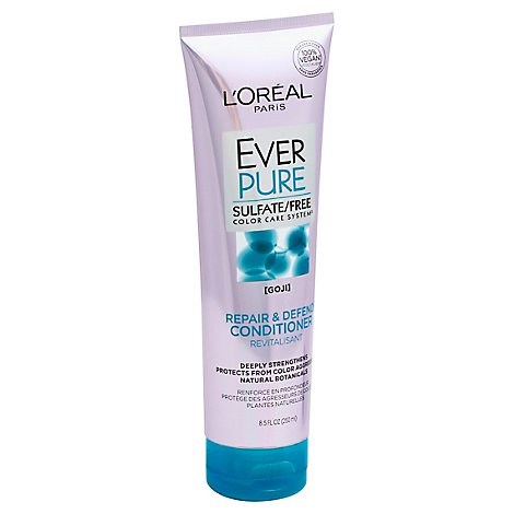 LOreal EverPure Conditioner Goji Repair & Defend - 8.5 Fl. Oz.