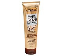 LOreal EverCreme Conditioner Deep Nourish Apricot Oil - 8.5 Fl. Oz.