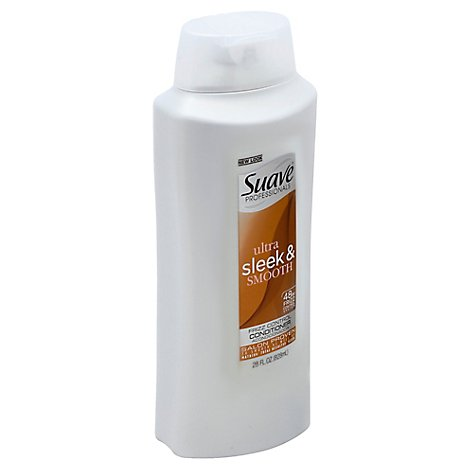 Suave Professionals Conditioner Ultra Sleek & Smooth - 28 Fl. Oz.