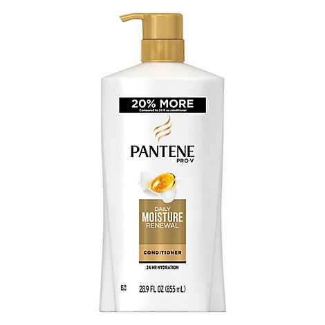 Pantene Pro V Conditioner Daily Moisture Renewal - 28.9 Fl. Oz.