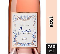 Cupcake Vineyards Wine Rose - 750 Ml