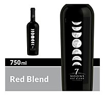 7 Moons Red Blend Red Wine - 750 Ml