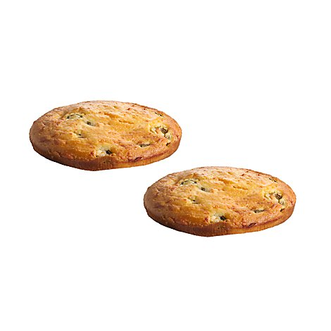 Corn Bread Jalapeno 2 Count