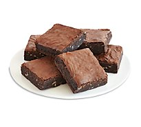 Bakery Brownies Chocolate Chip 6 Count - Each