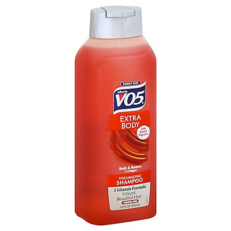 Alberto VO5 Shampoo Volumizing Extra Body Family Size - 33 Fl. Oz.