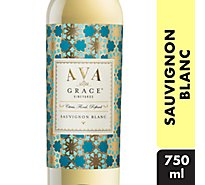AVA Grace Vineyards Wine White Sauvignon Blanc - 750 Ml