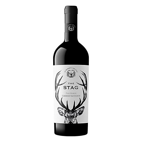 St Huberts The Stag 2017 Paso Robles Cabernet Sauvignon - 750 Ml