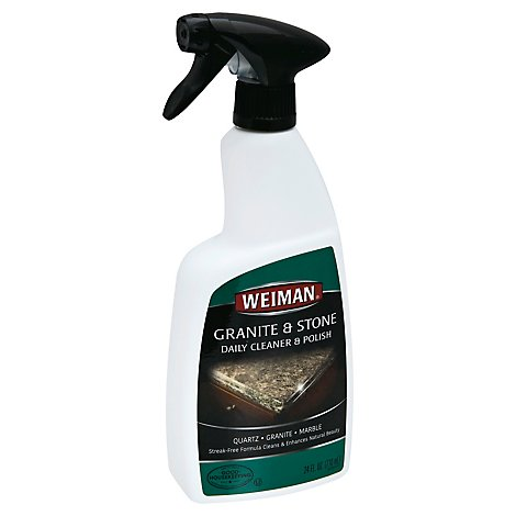 Weiman Granite Cleaner And Polish - 24 Fl. Oz.
